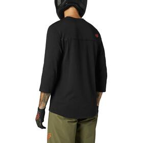 Fox Ranger Dri-Release 3/4 Jersey Men, black